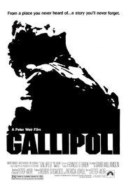 1981 - Gallipoli Movie Poster