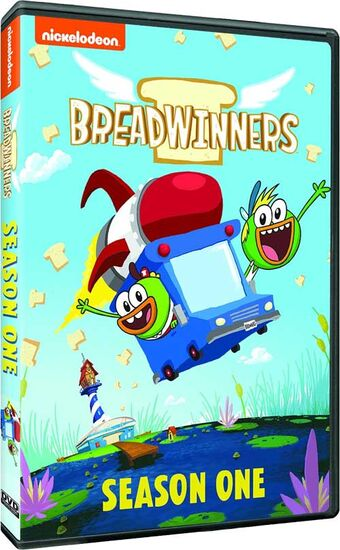Opening And Closing To Breadwinners Season One 2015 Dvd Sony Pictures Home Entertainment Version Previews Included Scratchpad Fandom