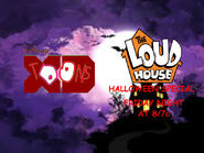 Disney XD Toons The Loud House Halloween Special Promo 2017