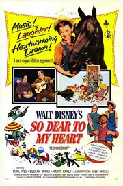 So Dear to My Heart Poster (1948)