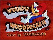 Woody Woodpecker title card