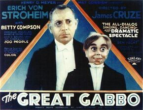 1929 - The Great Gabbo