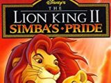 Opening to The Lion King II: Simba's Pride 1997 Theater (Regal Cinemas)