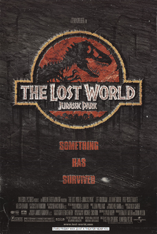 The Lost World Of Jurassic Park (1997) Poster