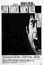 1981 - Blow Out Movie Poster