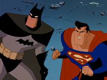 Batman and Superman first team up