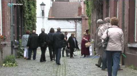 Begijnhof Mechelen verwelkomt KUNST