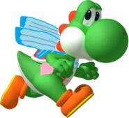 Green Yoshi charmix