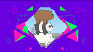 Disney XD Toons Well Be Right Back We Bare Bears Bumper 2016