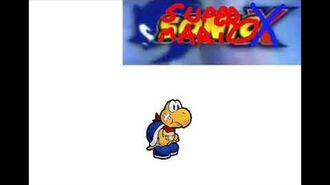 Super Mario X - Kooper's Voice