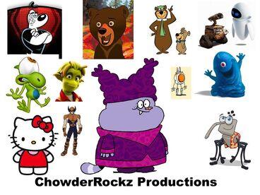 ChowderRockz Productions