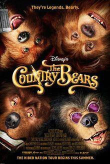 Country bears-0