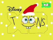 Disney XD Toons Christmas Spongebob (UK, 2017)