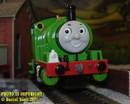 ModelTrainsForum ThomasCollections - percy