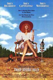 1989 - Troop Beverly Hills Movie Poster