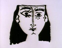 Picassoface