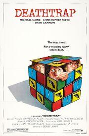 1982 - Deathtrap Movie Poster