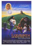 1986 - Labyrinth poster 3
