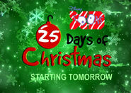 Disney XD Toons 25 Days Of Christmas Starting Tomorrow 2018