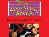 Disney Sing-Along Songs: Remembering the Puzzle Place
