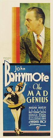 1931 - The Mad Genius Movie Poster