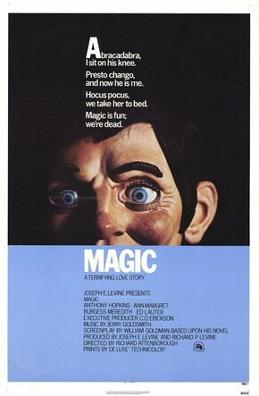 1978 - Magic Movie Poster