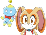 List Of Cream The Rabbit/Sonic Characters Gallery