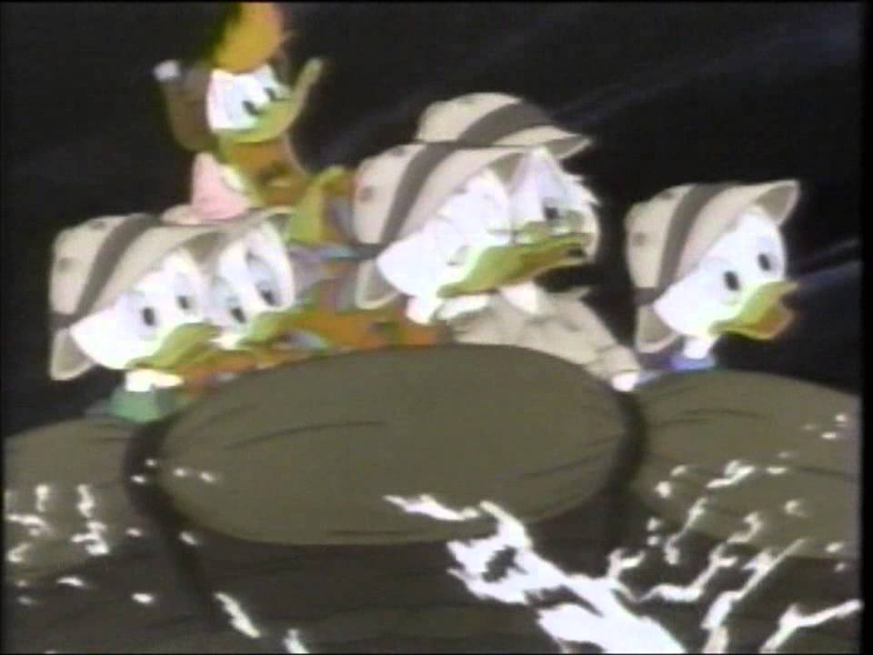 Ducktales The Movie Treasure Of The Lost Lamp Trailer