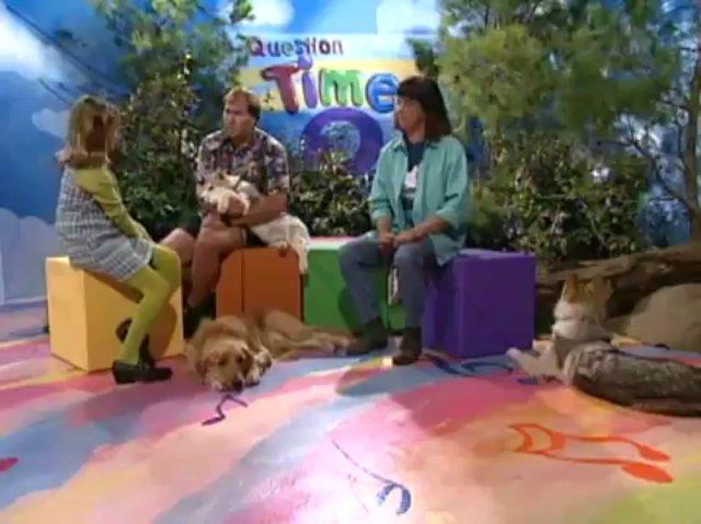 Gone to the Dogs (The Kidsongs Television Show)