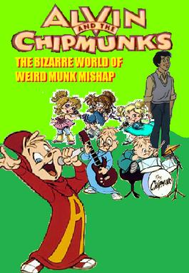 The Bizarre World of Weird Munk Mishap VHS