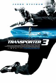 2008 - Transporter 3 Movie Poster