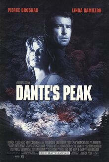 Dante's Peak (1997) Poster