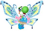 Green yoshi enchatix