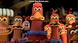 Opening to Chicken Run 2000 DVD