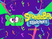 Disney XD Toons Happy 20th Anniversary Spongebob Squarepants Promo 2