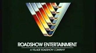 ROADSHOW ENTERTAINMENT (VIDEO Logo)