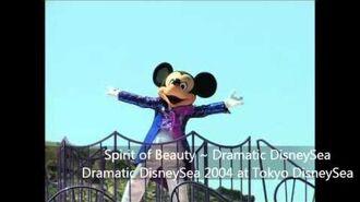 【TDS2004】ドラマティック・ディズニーシー2004 テーマ曲 Tokyo Disney SEA