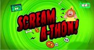 Disney XD Toons Scream A Thon Clarence 2019 UK