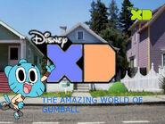 Disney XD Toons The Amazing World Of Gumball Bumper 2012 (UK)