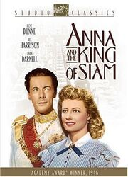 1946 - Anna and the King of Siam DVD Cover (2005 Fox Studio Classics)