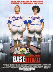 Baseketball (1998) Poster