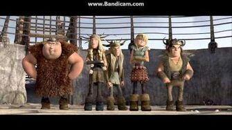 Opening to Dragons Defenders of Berk - Part 1 2014 DVD (Disc 2)-0