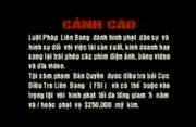 Tai Seng Warning in Vietnamese (1997-2007)