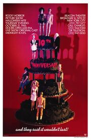 1975 - The Rocky Horror Picture Show Movie Poster -3