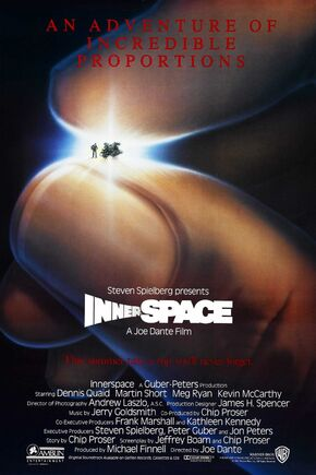 1987 - Innerspace Movie Poster