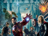 Opening to The Avengers 2012 Theatre (AMC)