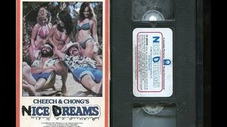 Opening to Cheech and Chong's Nice Dreams 1982 VHS True HQ