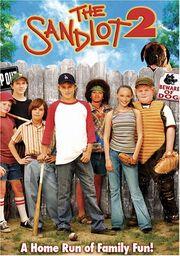 The Sandlot 2 DVD Cover