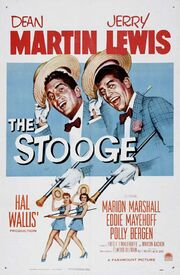 1952 - The Stooge Movie Poster