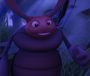 Luka the Stag-Beetle (Maya the Bee)